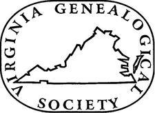 Virginia Genealogical Society logo