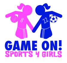 Game On! Sports 4 Girls - Illinois logo