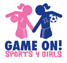 Game On! Sports 4 Girls - Ohio logo