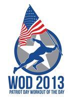 SDIA Patriot Day WOD 2013