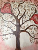 TREE OF LIFE -  Monday Night Adult Painting Class