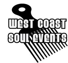 West Coast Soul Events logo