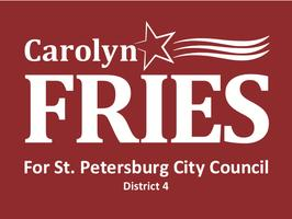 Carolyn Fries for St. Petersburg City Council District 4 Meet &...