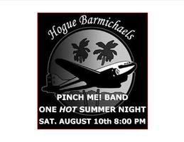 One HOT Summer Night with Pinch Me! and Friends!