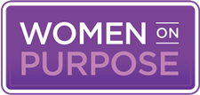 Women on Purpose logo