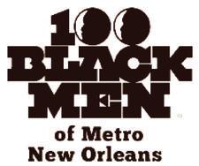 100 Black Men of Metro New Orleans Inc. logo