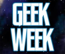 GEEK WEEK  logo