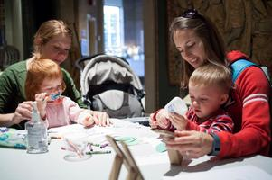 McClung Museum Free Stroller Tours