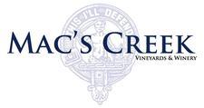 Mac's Creek Vineyards & WInery logo