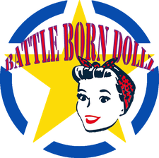 Battle Born Dollz logo