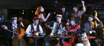Vagabond Opera - Berkeley World Music Festival Afterparty