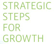 Strategic Steps for Growth logo