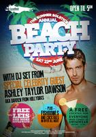 ☼ THE ANNUAL BEACH PARTY ~ OPEN UNTIL 5AM!!! ~ 22ND JUNE ☼
