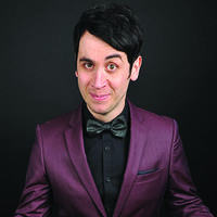 Pete Firman:Edinburgh Preview