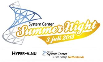 System Center Summer Night R2