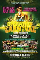 OPERATION CARNIVAL 2013 --> THE OFFICIAL CAMO GEAR...