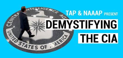 Demystifying the CIA presented by NAAAP-NY & TAP-NY