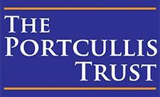 The Portcullis Trust logo