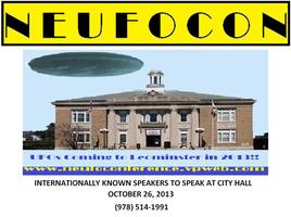 NEW ENGLAND UFO CONFERENCE