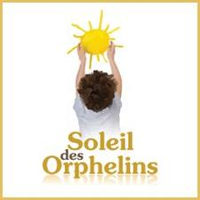 Soleil des orphelins logo