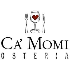 Ca' Momi Osteria, Napa logo