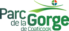 Parc de la Gorge de Coaticook logo