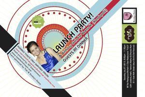 KICKSTARTER LAUNCH PARTY & BIRTHDAY GALA FOR VEENA K....