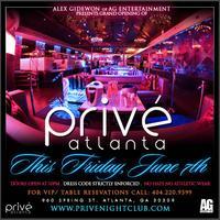 Alex Gidewon of AG Entertainment Presents :: PRIVÉ...