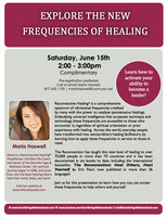 Explore the New Frequencies of Healing