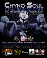 Crazy Cool w/ Chyno Soul in extended support of...