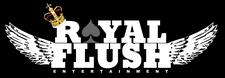Royal Flush Entertainment  logo
