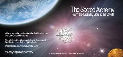 The Sacred Alchemy Launch