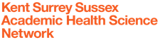 Kent Surrey Sussex Academic Health Science Network logo