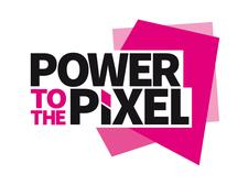 Power to the Pixel logo