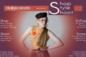Shop. Style. Shoot