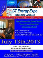 CT Energy Expo Networking Luncheon