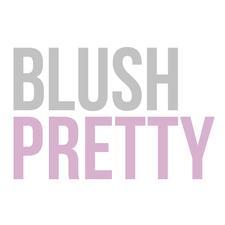 BlushPretty: Makeup+Hair Artistry logo
