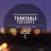 Turntable MONDAY :: A Vinyl Me, Please Listening Party