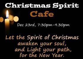 Christmas Spirit Cafe - Spiritual Readings, Peace...