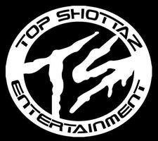 TOP SHOTTAZ ENTERTAINMENT logo