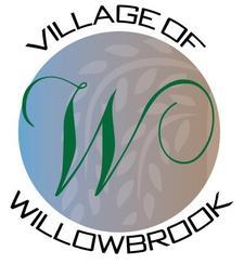 Village of Willowbrook Parks & Recreation Department logo