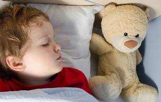 Sleep and your toddler