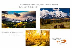 Colorado's Fall Colors: Dallas Divide