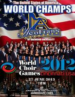 The Aeolians : Gold medal Championship Winner in Free concert