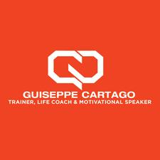 Guiseppe Cartago - Trainer, Life Coach & Motivational Speaker logo