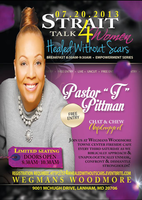 STRAIT TALK 4 WOMEN - Healed Without Scars