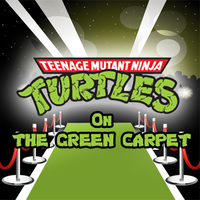 Ninja Turtles on the Green Carpet - East