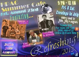 """Refreshing"" ~ AUGUST HPAC Summer Indie Artist Cafe"