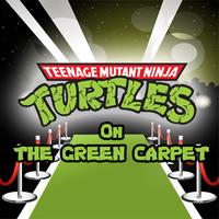Ninja Turtles on the Green Carpet - West