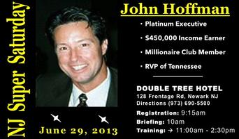 NJ Super Saturday - Mr. JOHN HOFFMAN